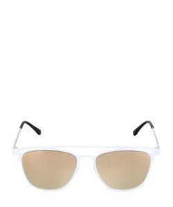 Italia Independent   I-Thin Metal Lightweight Sunglasses