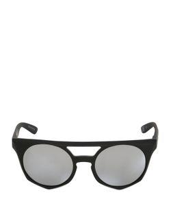 Italia Independent   Rounded Acetate Sunglasses