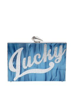 Kotur | Merrick Lucky Perspex Clutch