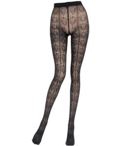 La Perla | Crocheted Effect Tights