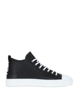 Les ArtIsts | Dream Team Leather High Top Sneakers