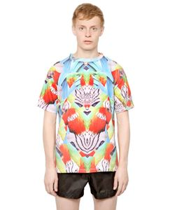 Marcelo Burlon County Of Milan | Cotton Jersey Exotic Fish T-Shirt