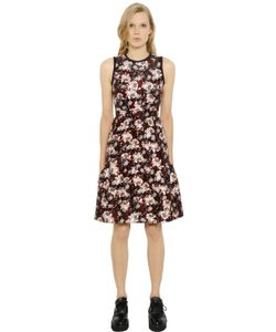 Mother Of Pearl | Florence Floral Print Cotton Silk Dress