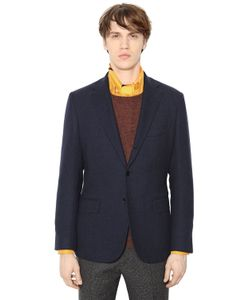 Mp Massimo Piombo | Wool Herringbone Jacket