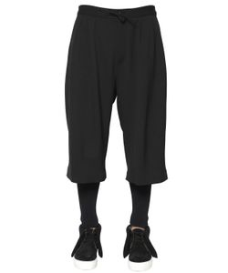 Ports 1961 | Stretch Wool Cotton Twill Bermuda Shorts