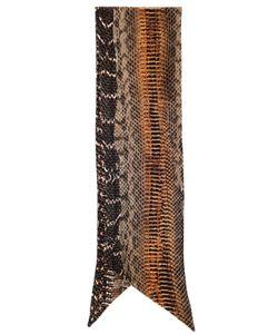 Roberto Cavalli | Bantu Printed Silk Neck Scarf
