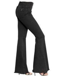 Seafarer | Purple Haze Flared Cotton Denim Jeans
