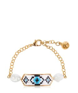 Shourouk | Moodz Pearl Eye Bracelet