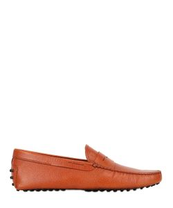 Tod's | Gommino Embossed Leather Driving Shoes