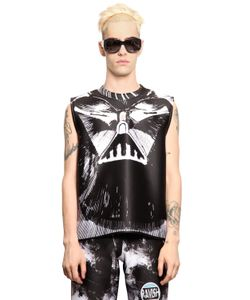 Xander Zhou | Star Wars Printed Neoprene Sleeveless