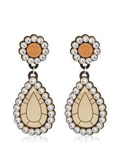 Yazbukey | Diamonds Drop Earrings