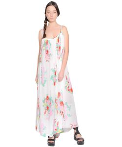 Yvonne S | Floral Print Light Cotton Dress