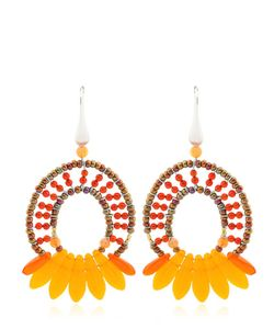 Ziio | Mistinguett Beaded Earrings
