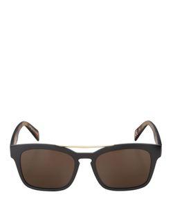 Italia Independent   Square Acetate Sunglasses