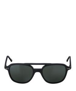 Italia Independent   Aviator Acetate Sunglasses