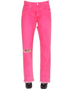 Alyx | Destroyed Cotton Denim Jeans