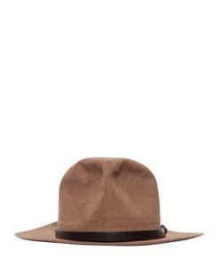 Htc Hollywood Trading Company   Dallas Wool Felt Brimmed Hat