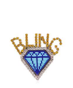 Shourouk   Emojibling Diamond Pin