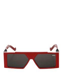 Vava | Geometric Frame Sunglasses