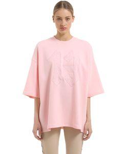 FENTY X PUMA   Oversized Cotton Jersey T-Shirt
