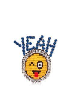 Shourouk   Emojibling Yeah Pin