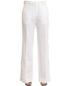Calvin Klein Collection | Dry Cotton Tailoring Pants