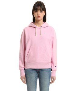 Champion | Hooded Cotton Sweatshirt
