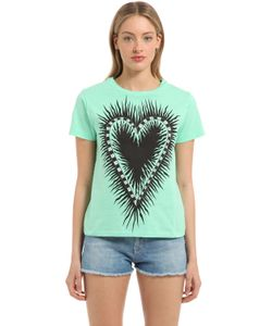 Fausto Puglisi | Printed Cotton Jersey T-Shirt