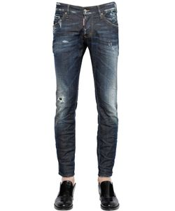 Dsquared2 | 16.5cm Clement Washed Stretch Jeans