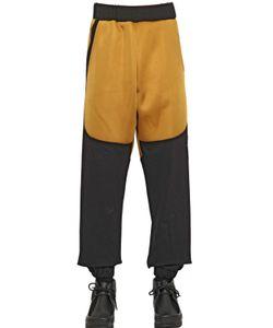 Astrid Andersen | Shiny Neoprene Cotton Jogging Trousers