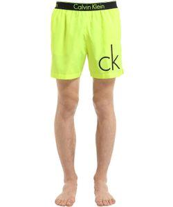 Calvin Klein Underwear | Neon Nylon Swim Shorts