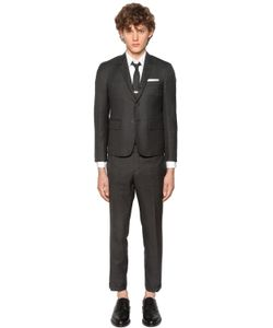 Thom Browne | Skinny Fit Light Wool Gabardine Suit
