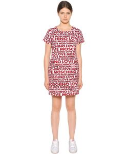 Love Moschino | Printed Cotton Dress