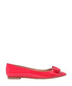 Salvatore Ferragamo | Emmy Patent Leather Ballerina Flats