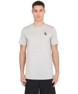 Nike   Lab Essentials Cotton T-Shirt