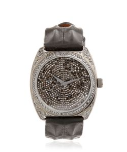 Christian Koban | Dom Diamond Gunmetal Watch
