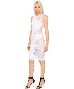 Alexandre Vauthier | Fishnet Knit Dress