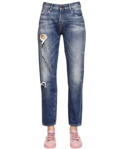 Levi's Vintage Clothing | 505 Destroyed Cotton Denim Jeans