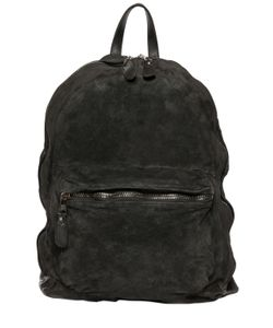 Giorgio Brato | Reversed Leather Backpack