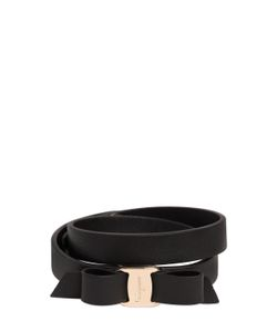Salvatore Ferragamo | Bow Leather Bracelet