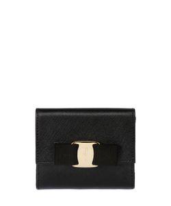 Salvatore Ferragamo | French Saffiano Leather Wallet