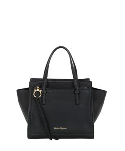 Salvatore Ferragamo | Small Amy Grained Leather Tote Bag