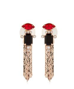 Mawi | Deco Lux Fringed Earrings