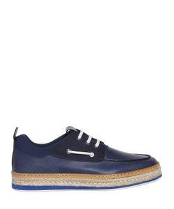 Salvatore Ferragamo | Leather Boat Shoes