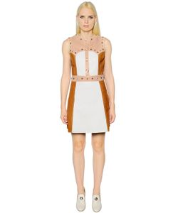 Drome | Studded Leather Dress