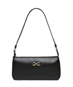 Salvatore Ferragamo | Lisetta Saffiano Leather Shoulder Bag