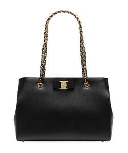 Salvatore Ferragamo | Medium Melike Saffiano Leather Bag
