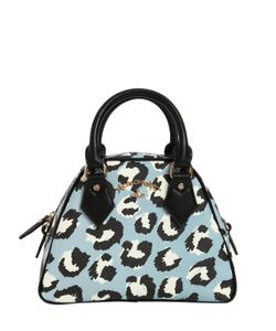 Vivienne Westwood | Yasmine Leicester Leo Faux Leather Bag