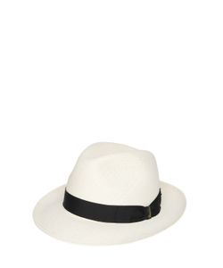 Borsalino | Panama Straw Quito Medium Brim Hat