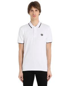 Kenzo | Tiger Cotton Piqué Polo Shirt